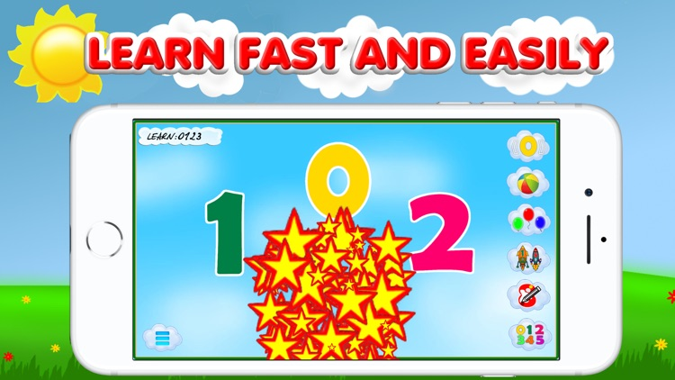 Learn the Numbers With Us screenshot-4