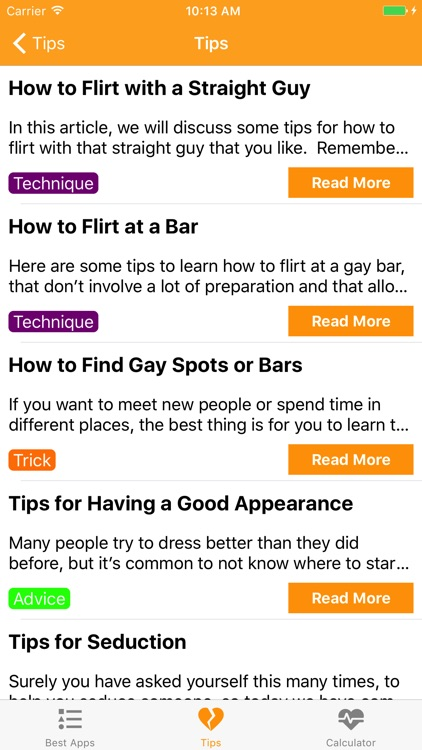 Gay dating apps & Chats screenshot-3