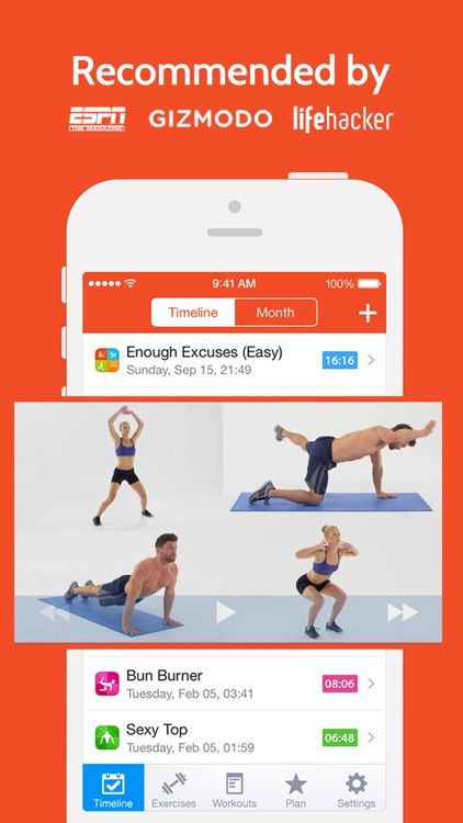 Instant Abs: Workout Trainer