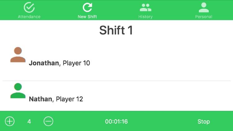 Coach Helper - House League screenshot-5