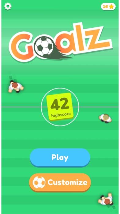 Goalz . screenshot 5