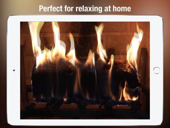 Screenshot #4 for Fireplace Live HD