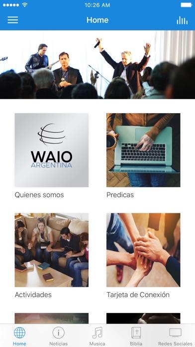 WAIO Argentina screenshot 1