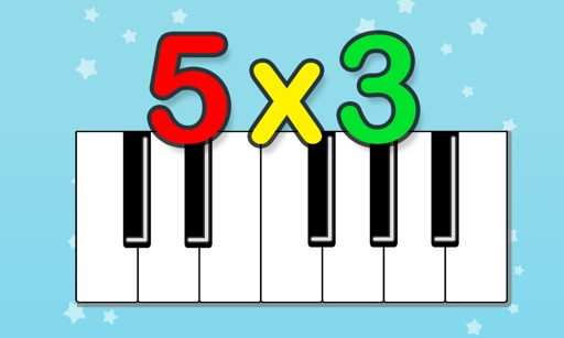Math Music – Play Piano & Count (on TV) icon