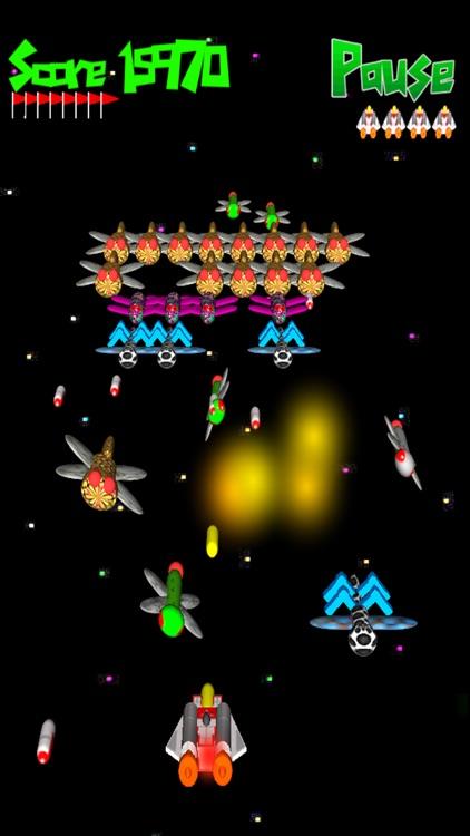 Alien Swarm 3D Pro screenshot-4