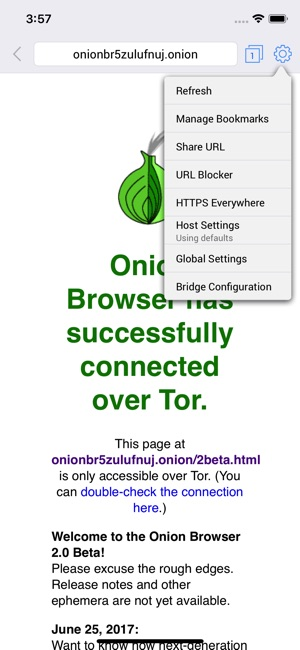 Onion Browser on the App Store