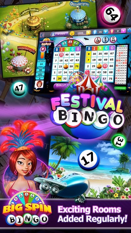 Big Spin Bingo|Best Bingo Game screenshot-4