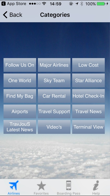Airline Flight Check-In World