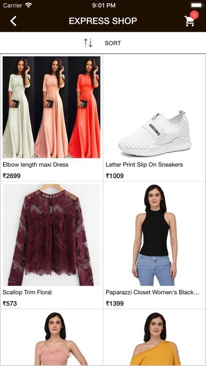 Paparazzi Closet E-Shopping screenshot-3