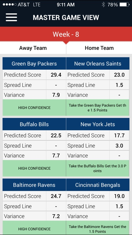 Football Forecaster screenshot-2