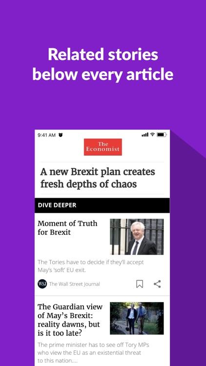 inkl - the world's best news screenshot-4