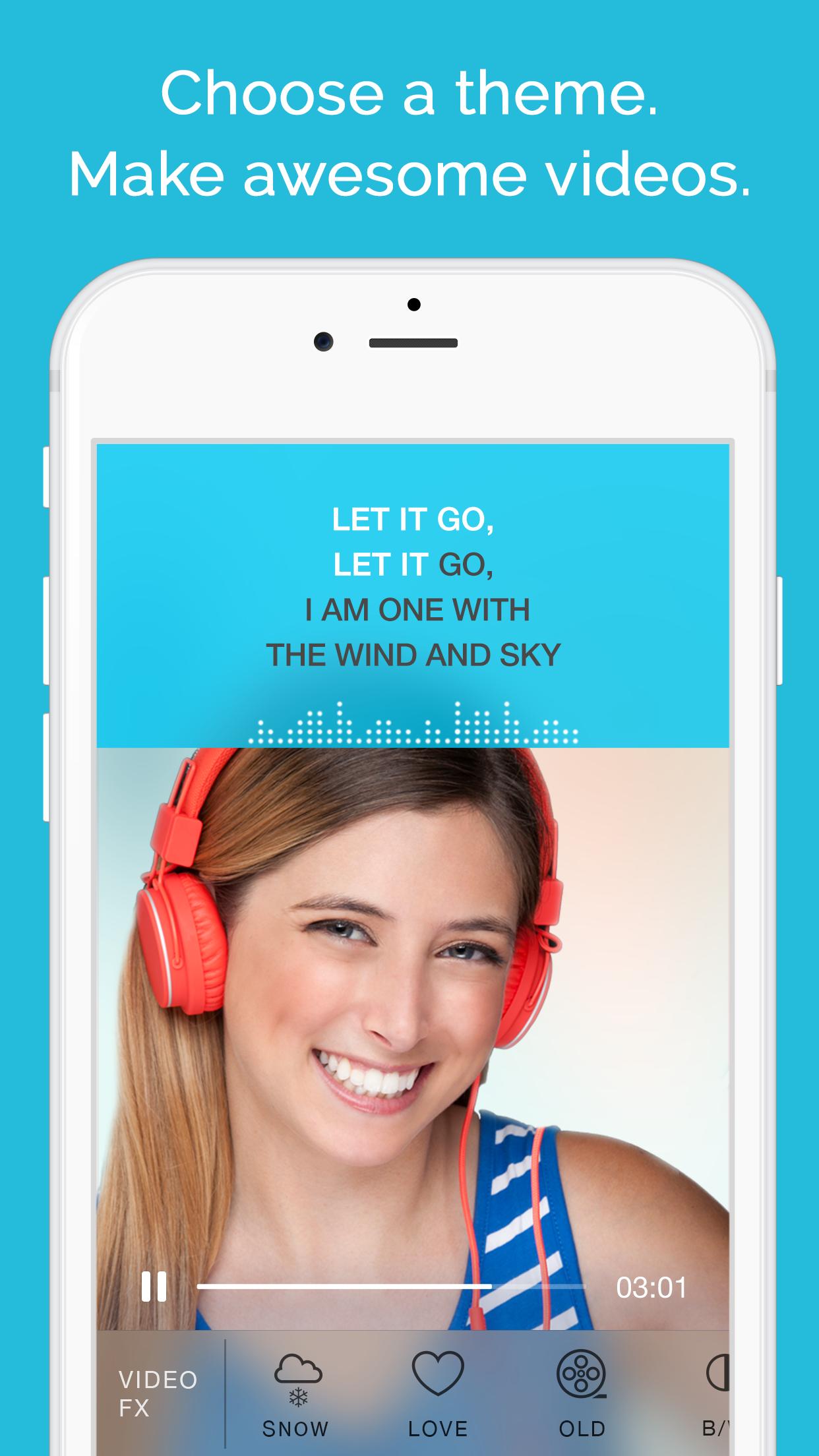 Karaoke - Sing Unlimited Songs Screenshot
