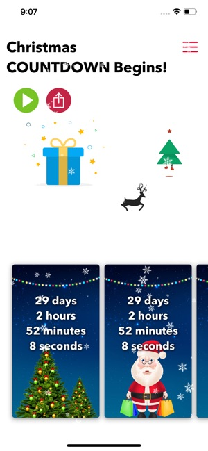 Christmas Countdown 2020 On The App Store