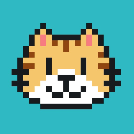 8bit Painter - ドット絵作成アプリ