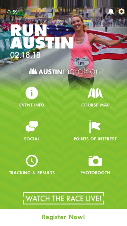 Austin Marathon® screenshot-0