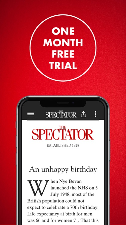 The Spectator Magazine screenshot-3