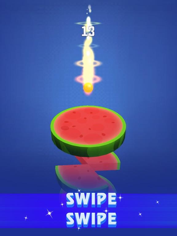Helix Crush - Fruit Slices screenshot 8