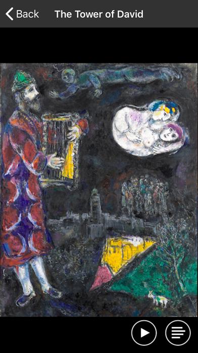 Exposition Chagall screenshot 3