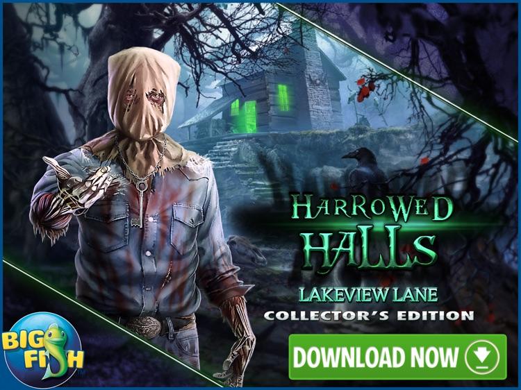 Harrowed Halls: Lakeview Lane HD - Hidden Objects screenshot-4