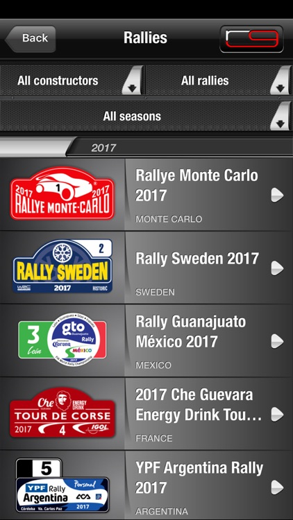 Rally Galaxy