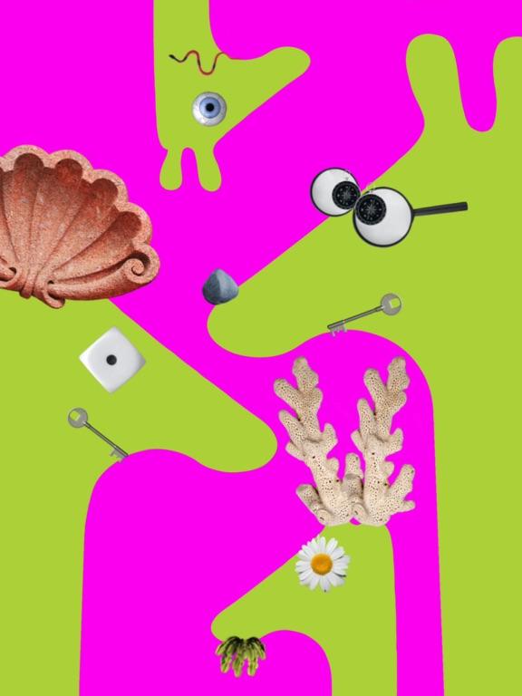 Faces iMake - Right Brain Creativity screenshot