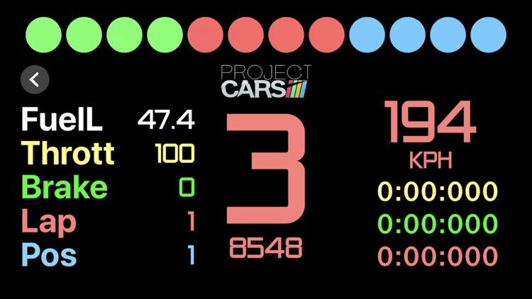 Sim Racing Dashboard by Speed Robotics