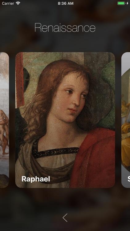 Artroom - paintings, artists screenshot-5