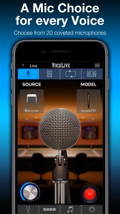 VocaLive Screenshots