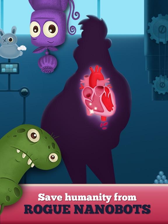 Schplot's Nanobots - GameClub screenshot 9