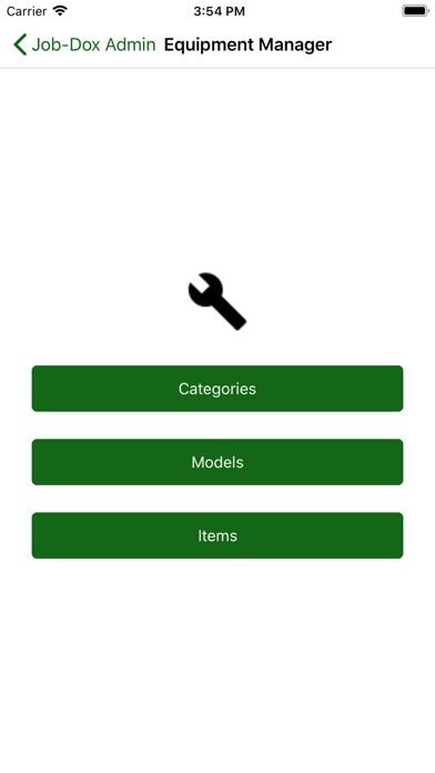 Job-Dox Admin screenshot two