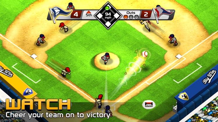 Big Win Baseball 2018 screenshot-4