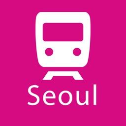 Seoul Rail Map