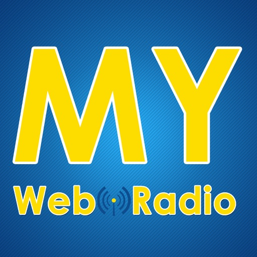 MyWebRadio application logo