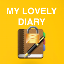 Diary Lovely - Store My Life !