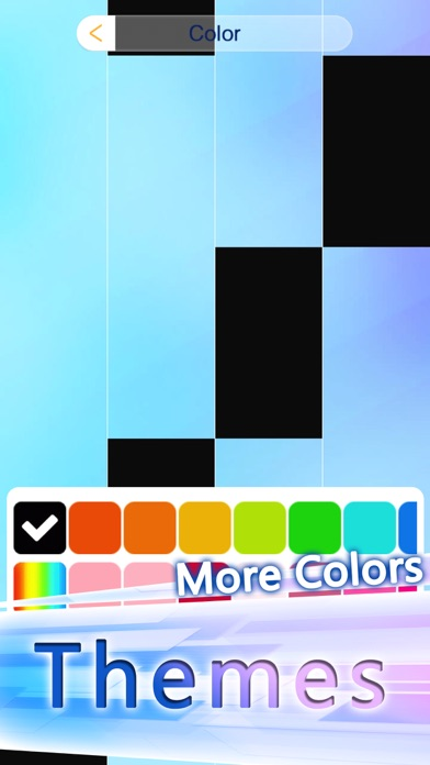 Baixar Piano White Go! para Android