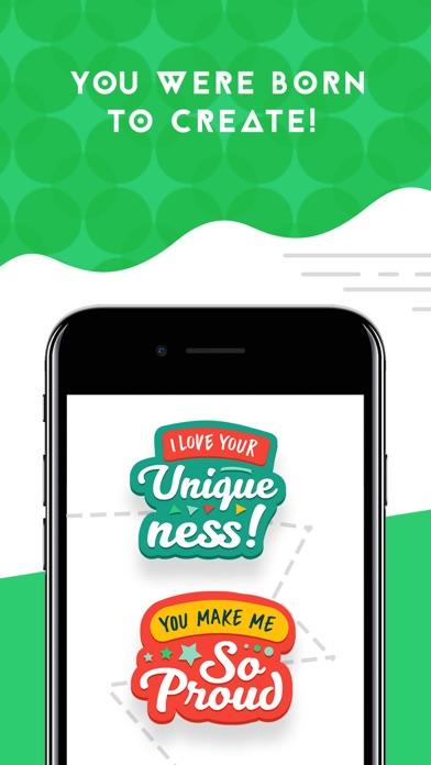 You Matter Kids Sticker Pack screenshot four