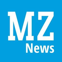 MZ News App für iPad