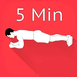 5 Min Plank Workout - Abs , Posture, Flexibility