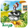 Riaba the Hen. A kind fairy tale for kids
