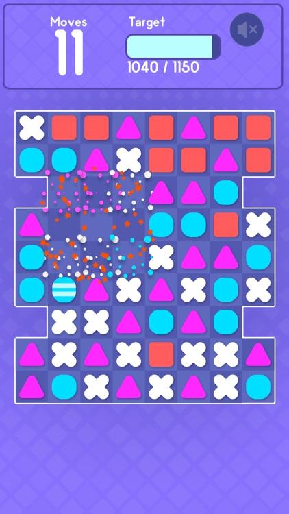 Color Match 3 - Senior Game