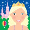 Usborne Sticker Dolly Princess