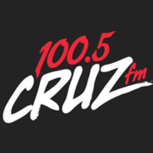 100.5 Cruz FM Fort McMurray Icon