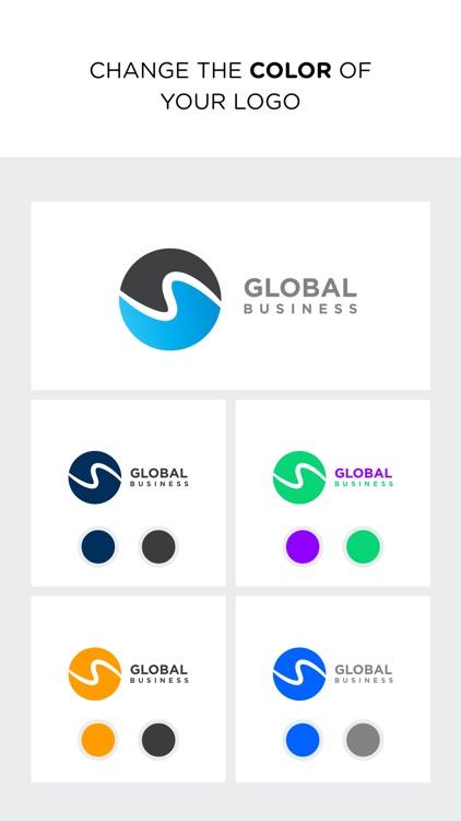 Logo Maker: Design Creator App screenshot-3