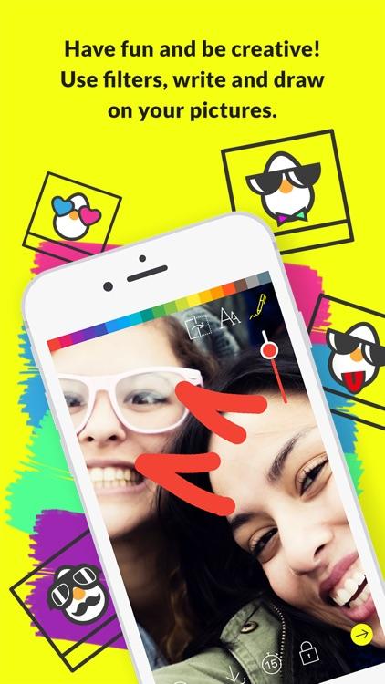 Pronto! - Confide Secret Messages, Photo & Videos