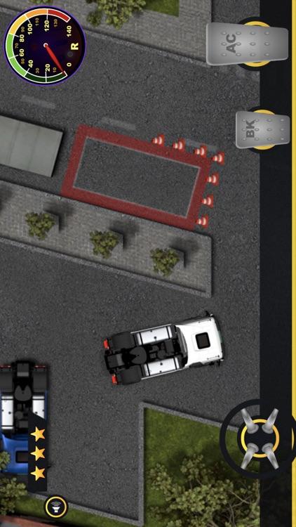 Truck Parking Simulator.