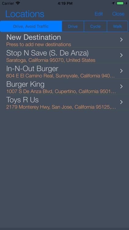 Back Seat Navigator screenshot-7