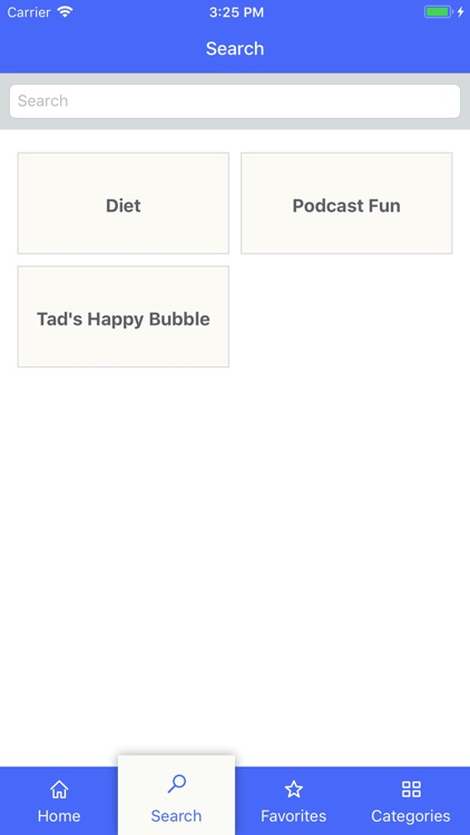 Tad the Diet Coach screenshot-4