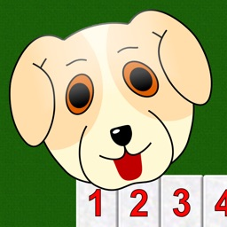 Pup Rummy   The game with numbered tiles