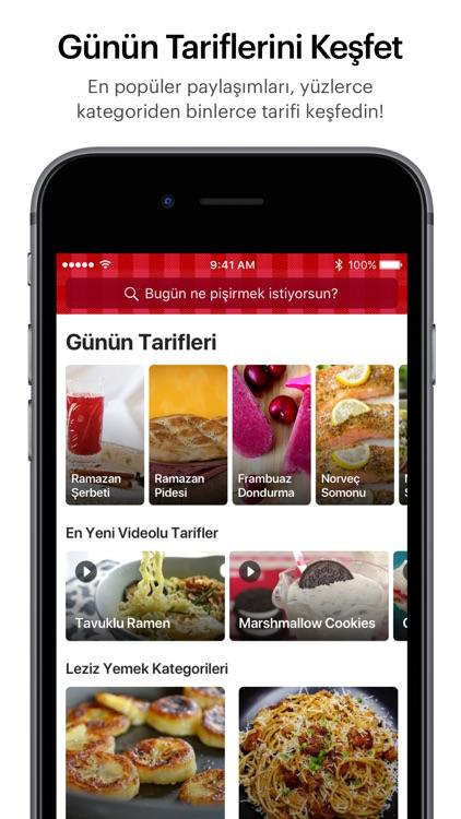 Yemektarifleri.com screenshot-0