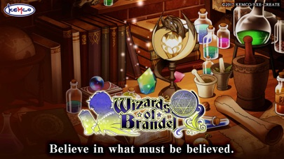 Screenshot from Premium-RPG Wizards of Brandel